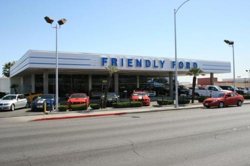 Ford Las Vegas >> Las Vegas Ford Dealers