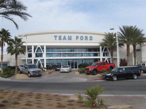 Ford Las Vegas >> Las Vegas Ford Dealer Las Vegas Ford Dealers